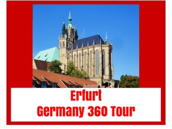 Erfurt : Germany Virtual Tour Guide
