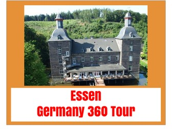 Essen : Germany Virtual Tour Guide