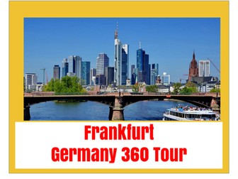 Frankfurt : Germany Virtual Tour Guide