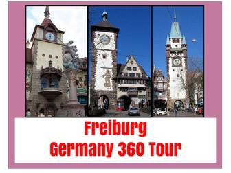 Freiburg : Germany Virtual Tour Guide
