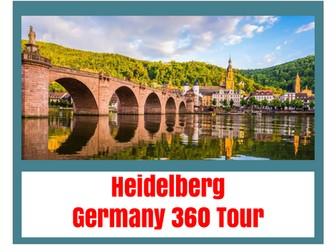 Heidelberg : Germany Virtual Tour Guide