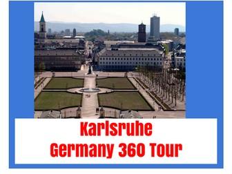 Karlsruhe : Germany Virtual Tour Guide