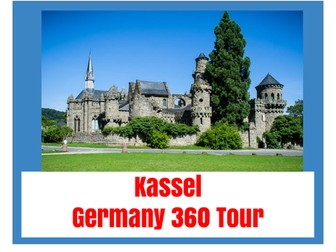 Kassel : Germany Virtual Tour Guide