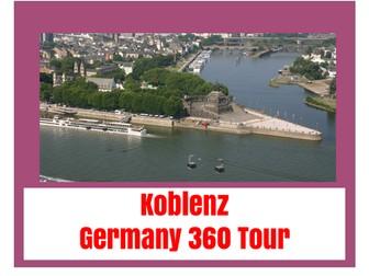 Koblenz : Germany Virtual Tour Guide