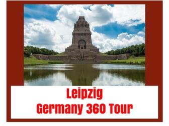 Leipzig : Germany Virtual Tour Guide