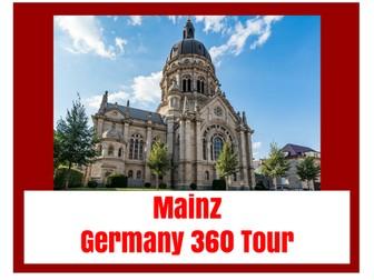 Mainz : Germany Virtual Tour Guide