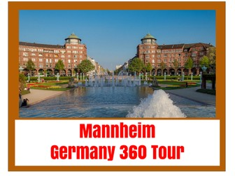Mannheim : Germany Virtual Tour Guide