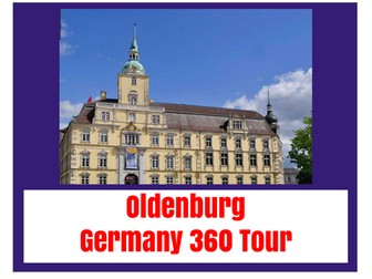 Oldenburg : Germany Virtual Tour Guide