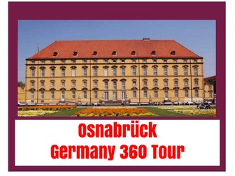 Osnabrück : Germany Virtual Tour Guide