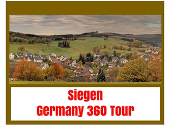 Siegen : Germany Virtual Tour Guide