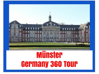 Münster :Germany Virtual Tour