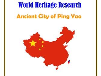 China: Ancient City of Ping Yao
