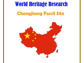 China: Chengjiang Fossil Site