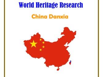 China: China Danxia