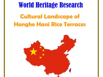China: Cultural Landscape of Honghe Hani Rice Terraces