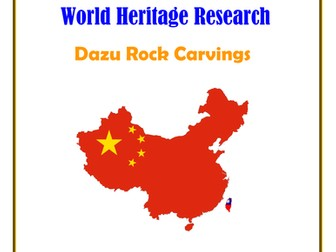 China: Dazu Rock Carvings
