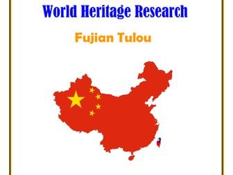 China: FujianTulou