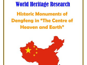 "China: Historic Monuments of Dengfeng in ""The Centre of Heaven and Earth"""