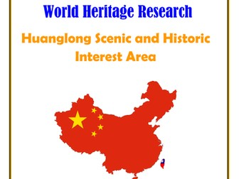 China: Huanglong Scenic and Historic Interest Area