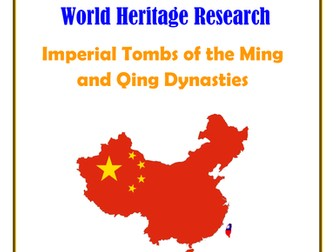 China: Imperial Tombs of the Ming and Qing Dynasties