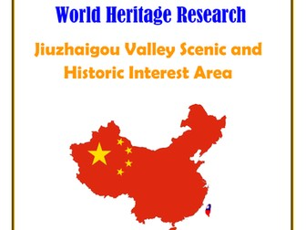 China: Jiuzhaigou Valley Scenic and Historic Interest Area