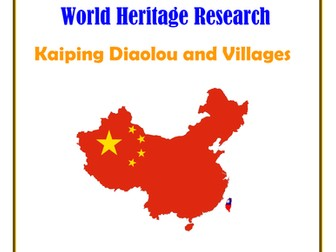 China: Kaiping Diaolou and Villages