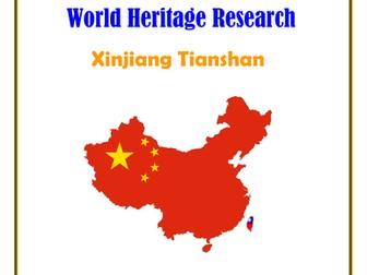 China: Xinjiang Tianshan