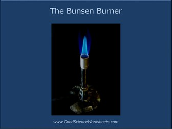 The Bunsen Burner [Presentation]