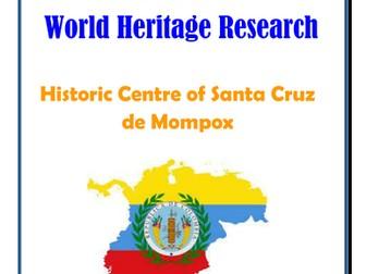Columbia: Historic Centre of Santa Cruz de Mompox Research Guide