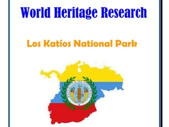 Columbia: Los Katíos National Park Research Guide