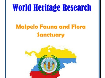 Columbia: Malpelo Fauna and Flora Sanctuary Research Guide