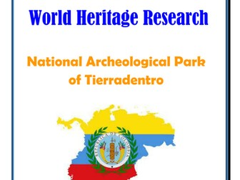 Columbia: National Archeological Park of Tierradentro Research Guide