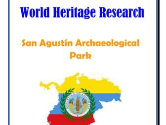 Columbia: San Agustín Archaeological Park Research Guide