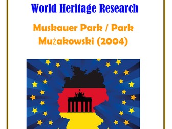 Germany: Muskauer Park / Park Mużakowski