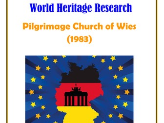 Germany: Pilgrimage Church of Wies
