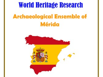Spain: Archaeological Ensemble of Mérida Research Guide