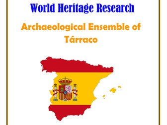 Spain: Archaeological Ensemble of Tárraco Research Guide