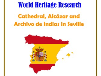 Spain: Cathedral, Alcázar and Archivo de Indias in Seville Research Guide