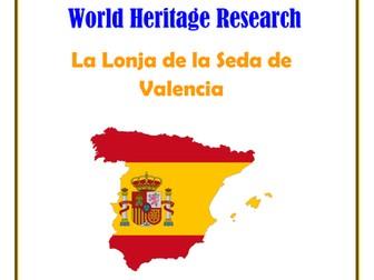 Spain: La Lonja de la Seda de Valencia Research Guide