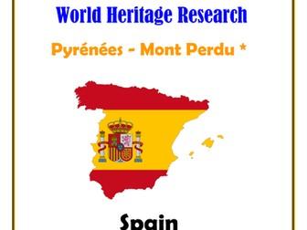 Spain: Pyrénées - Mont Perdu Research Guide