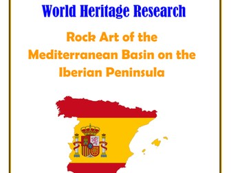 Spain: Rock Art of the Mediterranean Basin on the Iberian Peninsula Research Guide