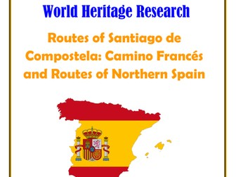 Spain: Routes of Santiago de Compostela: Camino Francés and Routes of Northern Spain Research Guide