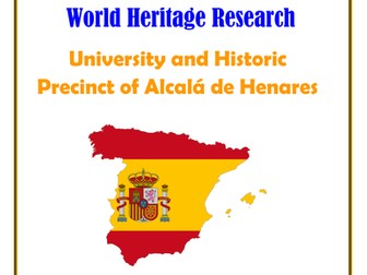 Spain: University and Historic Precinct of Alcalá de Henares Research Guide