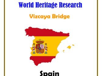 Spain: Vizcaya Bridge Research Guide