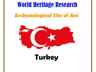 Turkey: Archaeological Site of Ani Research Guide