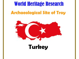 Turkey: Archaeological Site of Troy Research Guide
