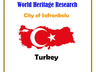 Turkey: City of Safranbolu Research Guide