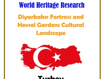 Turkey: Diyarbakır Fortress and Hevsel Gardens Cultural Landscape Research Guide