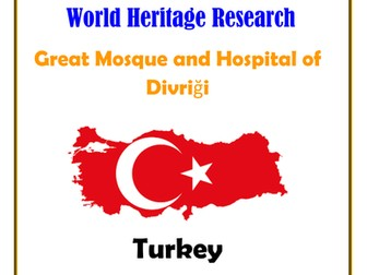 Turkey: Great Mosque and Hospital of Divriği Research Guide