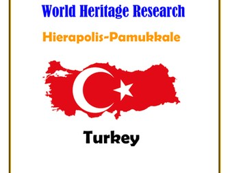 Turkey: Hierapolis-Pamukkale Research Guide